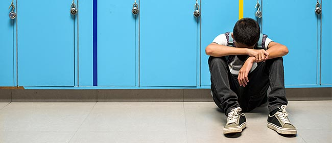 Virtual High School Offers Options for Dealing with Bullying