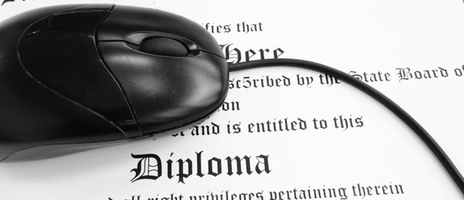 Can I Find a Job with an Online Diploma?